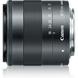 Canon - 18 mm to 55 mm - f/3.5 - 5.6 - Zoom Lens for Canon EF-M