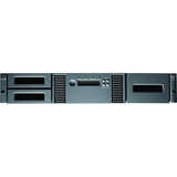 HP MSL2024 LTO-5 Ultrium 3000 SAS 6G 1-Drive Tape Library