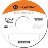 Rocky Mountain RAM EncryptDisc CD Recordable Media - CD-R - 700 MB - 25 Pack