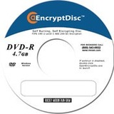 Rocky Mountain RAM EncryptDisc DVD Recordable Media - DVD-R - 4.70 GB - 100 Pack