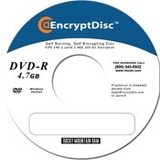 Rocky Mountain RAM EncryptDisc DVD Recordable Media - DVD-R - 4.70 GB - 10 Pack