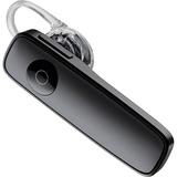 Plantronics Marque 2 M165 Earset - Mono - Wireless - Bluetooth - Earbud - Monaural - Outer-ear - Black