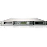 HPE 1/8 G2 LTO-6 Ultrium 6250 SAS Tape Autoloader - 1 x Drive/8 x Slot - LTO-6 - 15 TB (Native) / 37.50 TB (Compressed) - 81.92 MB/s (Native) / 204.80 MB/s (Compressed) - SAS - Network (RJ-45) - USB - 1URack-mountable