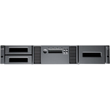 HP MSL2024 LTO-6 Ultrium 6250 SAS 6G 2-Drive Tape Library