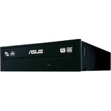 "Asus DRW-24F1ST DVD-Writer - OEM Pack - DVD-RAM/±R/±RW Support - 48x CD Read/48x CD Write/24x CD Rewrite - 16x DVD Read/24x DVD Write/8x DVD Rewrite - Double-layer Media Supported - SATA - 5.25"" - 1/2H"