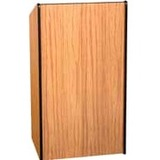 Presidential Plus Lectern Non-Sound Medium Oak / Mfr. No.: W450-Mo