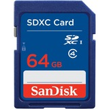 SanDisk 64 GB Secure Digital Extended Capacity (SDXC)
