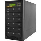 Aleratec 1:5 DVD/CD Copy Tower Stand-Alone Duplicator Part 260181