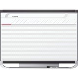 Quartet® Prestige® 2 Magnetic Total Erase® Project Planner, 3' x 2' Board with 16 Row/29 Column Chart