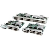 Cisco Systems SM-X EtherSwitch SM, Layer 2/3 Switching, 24 ports Gigabit GE, POE+ Capable