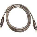 15ft 5mm Toslink M/M Cable Spring Loaded / Mfr. No.: 55-504-5