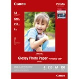 100-Sheet 4x6 Glossy Photo Gp 601 / Mfr. No.: 8649b002