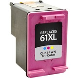 V7 Ink Cartridge - Replacement for HP (CH564WN) - Tri-color
