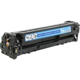 V7 Toner Cartridge - Replacement for HP (CF211A) - Cyan