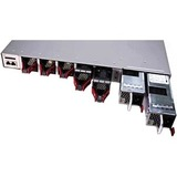 Cisco Catalyst 4500-X 750W AC Front-to-Back Cooling Power Supply - Refurbished - 110 V AC, 220 V AC