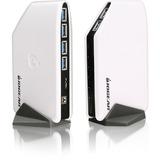 IOGEAR 6-Port Super-Speed USB 3.0 Hub - USB - External - 6 USB Port(s) - 6 USB 3.0 Port(s)