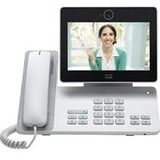 Cisco DX650 IP Phone - Cable - Desktop, Wall Mountable - White