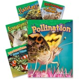 Shell Education Fundamentals of Life Science Books Printed Book