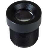 Toshiba - 6 mm - Fixed Focal Length Lens for M12-mount