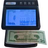 Royal Sovereign Counterfeit detector with built in infrared camera protects your business from accepting fake currency. - Infrared