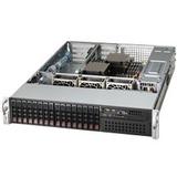 Supermicro CSE-213AC-R920WB 2U 16X2.5INCH SAS/SATA 3X80MM Fan PCI-EXPRESS 920W Rps