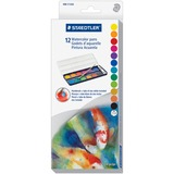 Staedtler Noris Club Activity Paint Kit - 12 / Set - Assorted