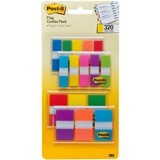 Post-it® Flags, Assorted Color Combo Pack