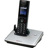 Polycom VVX D60 IP Phone - DECT - Desktop - VoIP - Speakerphone - 2 x Network (RJ-45) - PoE Ports - Color - SIP, SDP, SRTP, DHCP, SNTP, LLDP-MED, RTCP, RTP, TCP, UDP Protocol(s)