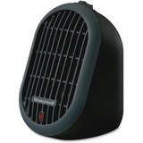 Honeywell Heat Bud Ceramic Portable-Mini Heater HCE100 - Ceramic - Electric - Electric - 170 W to 250 W - 2 x Heat Settings - 250 W - Indoor - Portable, Desktop, Tabletop - Black