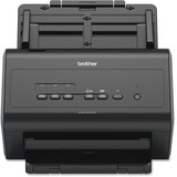 Brother ImageCenter ADS-2400N Sheetfed Scanner - 600 dpi Optical - 24-bit Color - 8-bit Grayscale - 40 ppm (Mono) - 40 ppm (Color) - Duplex Scanning - USB