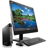 Lenovo ThinkCentre M700z 10EY000HUS All-in-One Computer - Intel Pentium G4400T 2.90 GHz - 4 GB DDR4 SDRAM - 500 GB HDD -