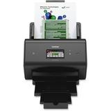 Brother ImageCenter ADS-3600W Sheetfed Scanner - 600 dpi Optical - 24-bit Color - 8-bit Grayscale - 50 ppm (Mono) - 50 ppm (Color) - Duplex Scanning - USB
