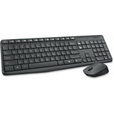 Logitech Keyboard & Mouse (Keyboard English Layout only)