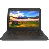 "Lenovo N22 80S6000AUS 11.6"" Notebook - Intel Celeron N3060 Dual-core (2 Core) 1.60 GHz - 4 GB LPDDR3 - 128 GB SSD - Wind"
