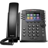 Polycom VVX 401 IP Phone - Desktop - 12 x Total Line - VoIP - Speakerphone - 2 x Network (RJ-45) - PoE Ports - Color - LDAP, SIP, DHCP, SNTP, RTCP, RTP, TCP, UDP, SRTP Protocol(s)