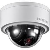 TRENDnet TV-IP420P 3 Megapixel Network Camera - Motion JPEG, H.264 - 2048 x 1536 - 4x Optical - CMOS
