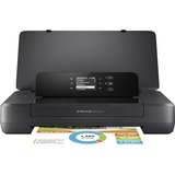 HP Officejet 200 Inkjet Printer - Color - 20 ppm Mono / 19 ppm Color - 4800 x 1200 dpi Print - Manual Duplex Print - 50 Sheets Input - Wireless LAN