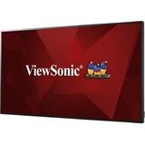 "Viewsonic CDE4803-H Digital Signage Display - 48"" LCD - 1920 x 1080 - LED - 350 cd/m² - 1080p - HDMI - USB - SerialEthernet - Black"