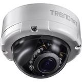 TRENDnet TV-IP345PI Network Camera - 65.62 ft (20000 mm) Night Vision - 3GPP, Motion JPEG, H.264 - 2688 x 1520 - 4.2x Optical - CMOS