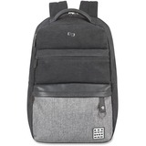 "Solo Urban Carrying Case (Backpack) for 15.6"" Notebook - Gray"