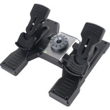 Saitek Pro Flight Rudder Pedals for PC - Cable - USB - PC