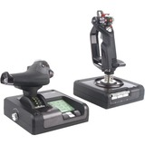 Saitek Pro Flight X52 Flight System for PC - Cable - USB - PC