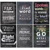 Creative Teaching Press Inspire U Chart Pack