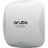Aruba Instant IAP-215 IEEE 802.11ac 1.30 Gbit/s Wireless Access Point - 5 GHz, 2.40 GHz - MIMO Technology - 1 x Network (RJ-45) - Gigabit Ethernet - Wall Mountable, Ceiling Mountable