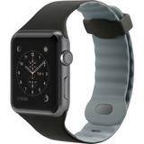 """Belkin Smartwatch Band - 1 - 1.65"""" (42 mm) Width Length - Black"""