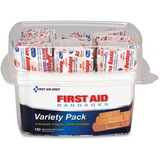 First Aid Only Assorted Bandage Box Kit