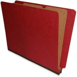 ALL-STATE LEGAL 2/5 Tab Cut Letter Recycled Classification Folder