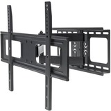 """Manhattan 461283 Wall Mount for TV - 1 Display(s) Supported70"""" Screen Support - 50 kg Load Capacity - 400 x 400 VESA Standard"""