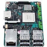 Asus Tinker Board Single Board Computer - Rockchip - Cortex A17 - RK3288 - Quad-core (4 Core) - 1.80 GHz - 2 GB - LPDDR3 - ARM - Mali-T764 - Wireless LAN - Bluetooth - HDMI - 4 x Number of USB Ports - 4 x Number of USB 2.0 Ports - Network (RJ-45) - Tinker