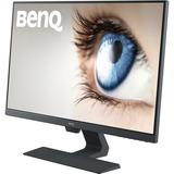 "BenQ GW2780 27"" Full HD LED LCD Monitor - 16:9 - Black - 1920 x 1080 - 16.7 Million Colors - 250 cd/m² - 5 ms - HDMI - VGA - DisplayPort"